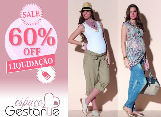 Loja Espaço Gestante em Curitiba com até 60% off – Liquidação Verão 2012.