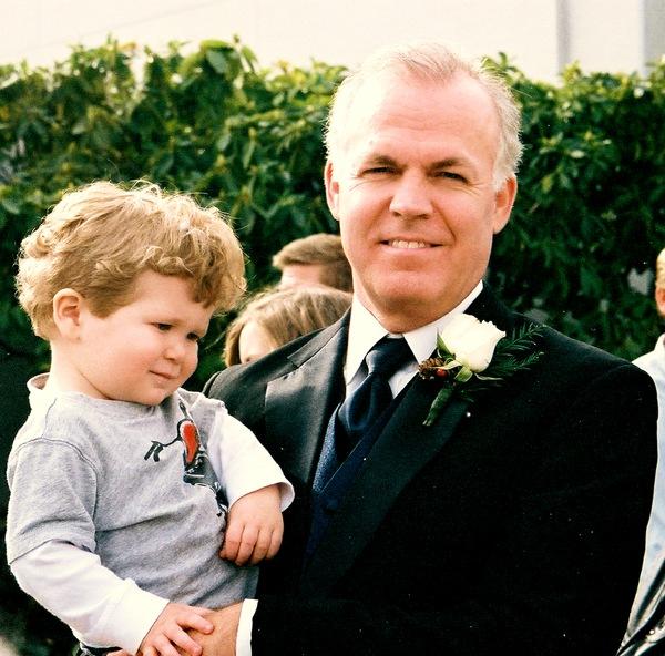 Dana & grandpa