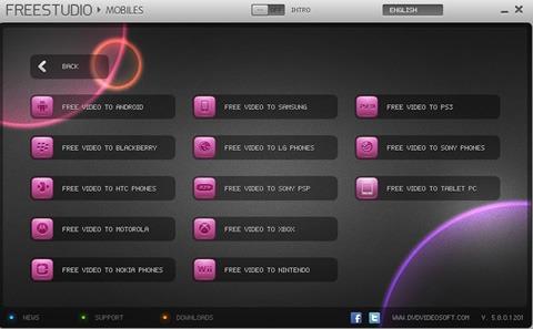 FreeStudio Mobiles