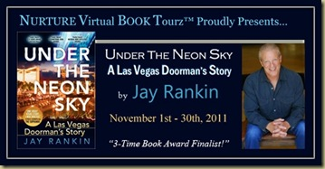 Under the Neon Sky Nurture Tour Banner