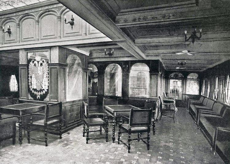 Salón Fumador de 1ª clase. Libro de Obras. S.E. de C.N. Año 1922.jpg