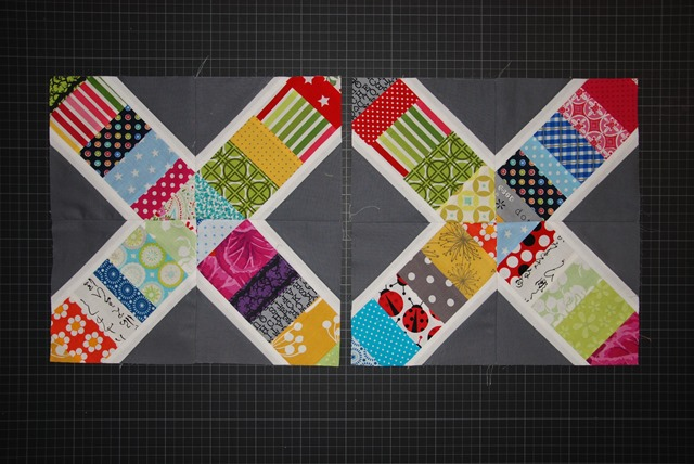 April Block Sew Euro bee an