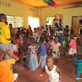 Dansen en zingen op laatste schooldag