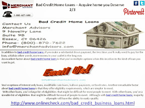 Fast Cash Bad Credit Home Loans2.JPG