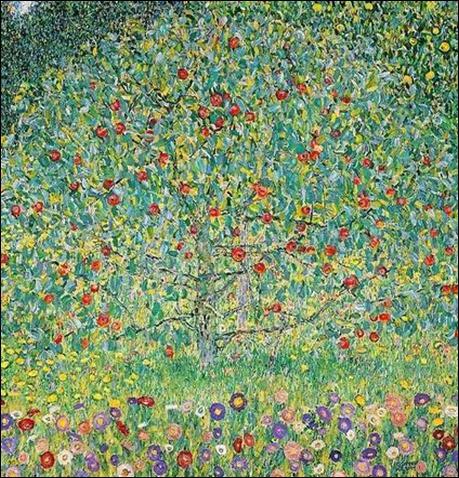 Gustav Klimt macieira