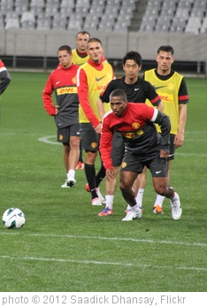 'Antonio Valencia' photo (c) 2012, Saadick Dhansay - license: http://creativecommons.org/licenses/by/2.0/