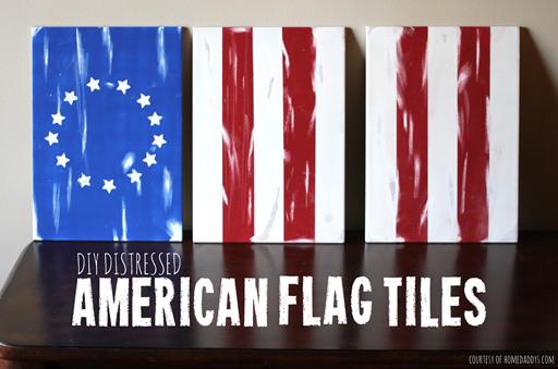 AmericanFlagTilesHeader