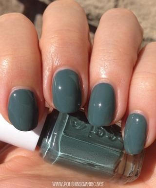 Essie Vested Interest #nails #essie
