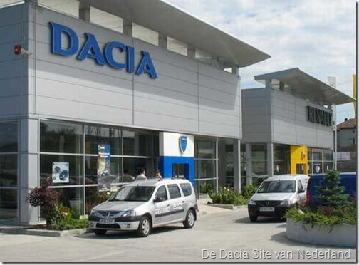 Dacia showroom 01