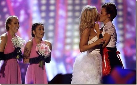 finland eurovision gay kiss