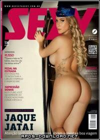 54303a94a5a87 Revista Sexy: Jaque Jatai   Outubro 2014
