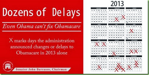 delayed obamacare
