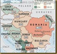 Roma-minorities