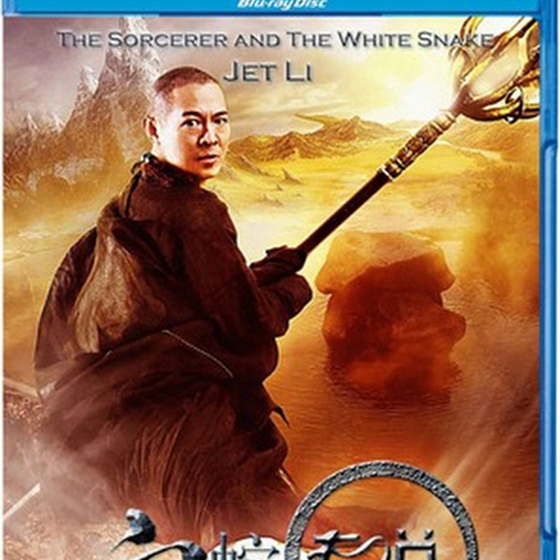 The Sorcerer & The White Snake (2011) BluRay HD 720p (English/Hindi)