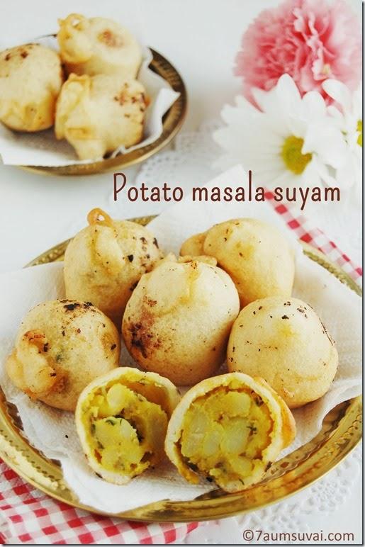 Potato masala suyam pic 3