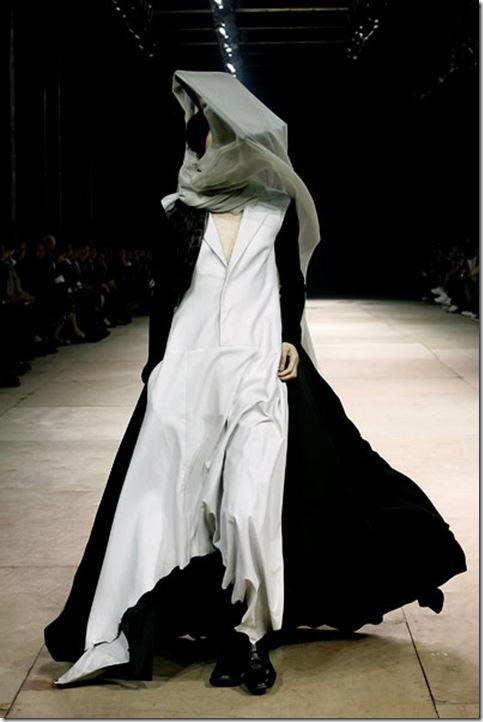 Yohji Yamamoto -  Dress - Coat