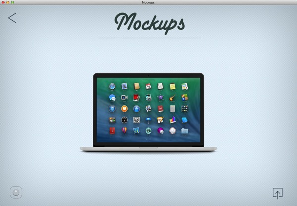 Mac app developertools mockups5