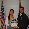 Youth Leadership Recognition Award: Ruina Zhang