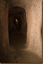 Cappadocia, underground city