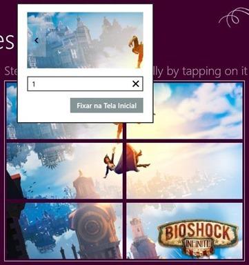 dicas como adicionar Windows 8  tiles tutorial