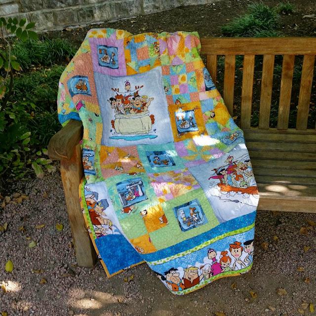 Flinststone's Quilt