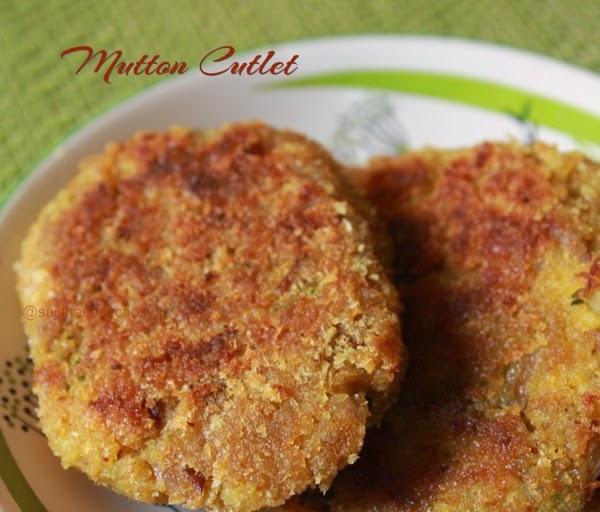 Mutton Cutlet2