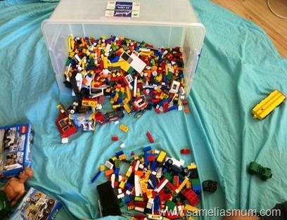 Lego Sheet 2