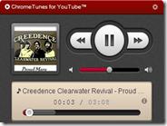 Riprodurre la musica preferita mentre si è su internet con Chrome