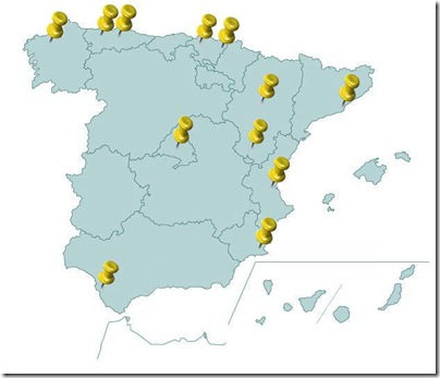 mapa bloggertroters