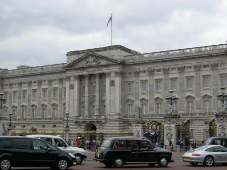 4. Imagini Anglia - Palatul Buckingham Londra