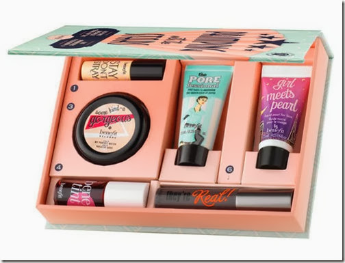 Immagine Benefit Primping with the stars