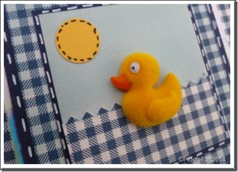 Rubber Duckie Card 1