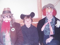 Old Halloween pics..Tommy Steven Ma