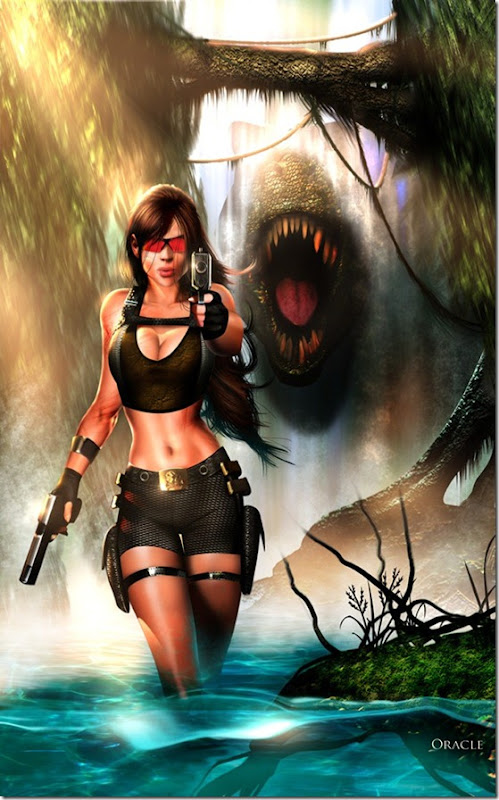 Lara Croft (118)