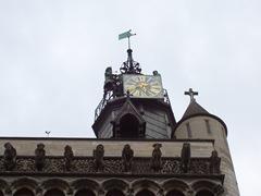 2011.09.03-018 horloge de l'église Notre-Dame