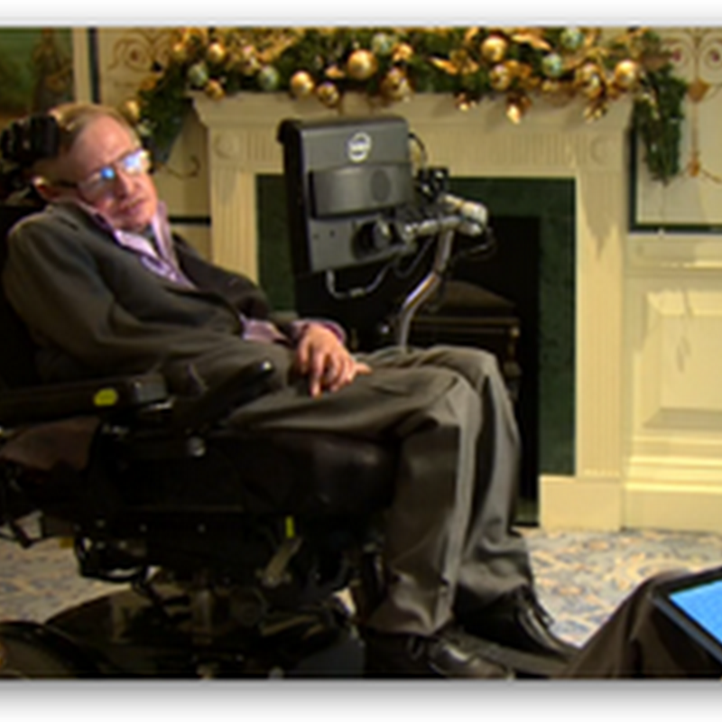 Professor Stephen Hawking Who Depends on Technology States That Artificial Intelligence Has A Big Danger In Store for Future Human Existence, His Opinion Joining the Ranks of Larry Ellison and Elon Musk…
