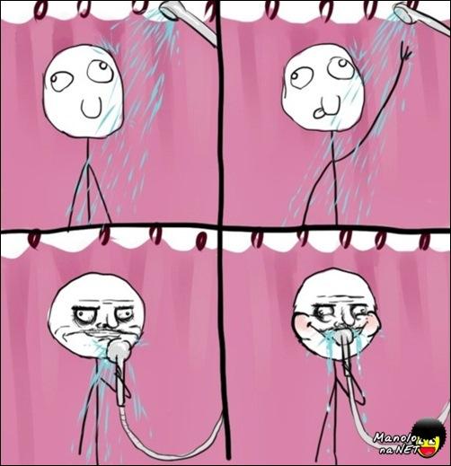 me gusta chuveirinho