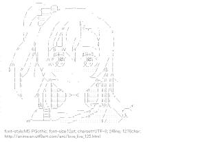 [AA]Kosaka Honoka (Love Live!)