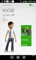 Screenshot of My Xbox LIVE