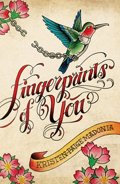 Fingerprints Front Cover