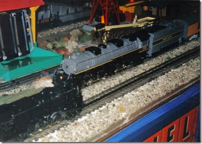 04 Lionel Layout at the Lewis County Mall in January 1998