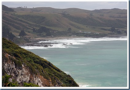 South Otago Coastline