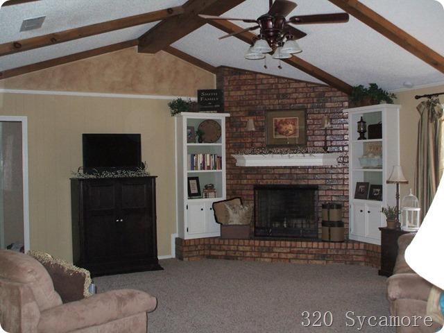 living room texas house