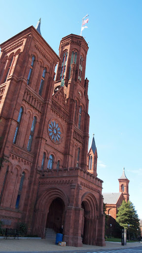 Smithsonian Institution headquarters (a.k.a. the Castle)