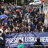 Des milliers de personnes, élus, syndicats, associations,  partis politiques apportaient leur soutien