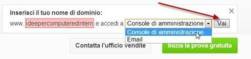 google apps-console