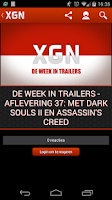Screenshot of XGN.nl - Games en film nieuws
