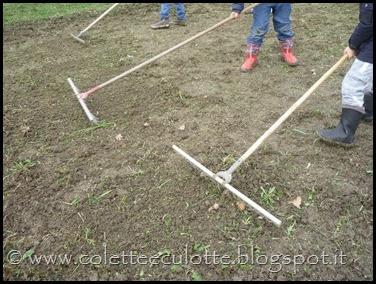 I bambini delle classi 1° della Scuola Primaria di Padulle piantano il grano! (22)
