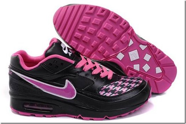 Buy-Online-Nike-Air-Max-BW-Womens-Running-Shoe-BlackPink-Sale