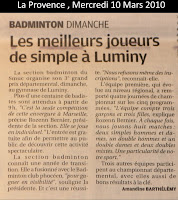 article la Provence_10_03.jpg